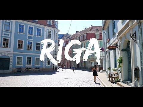 Travel video - Riga - Latvia