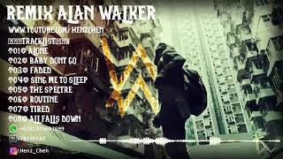 Top Hits -  Dj Alan Walker Full Song Nonstop Breakbeat