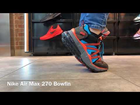 watch cd50f 1db0f Nike Air Max 270 Bowfin - YouTube