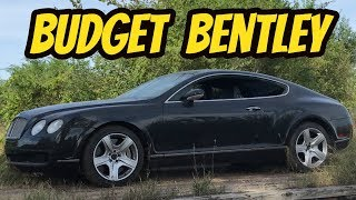 I Bought the Cheapest Bentley Continental GT in the USA