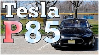 Regular Car Reviews: 2014 Tesla Model S P85