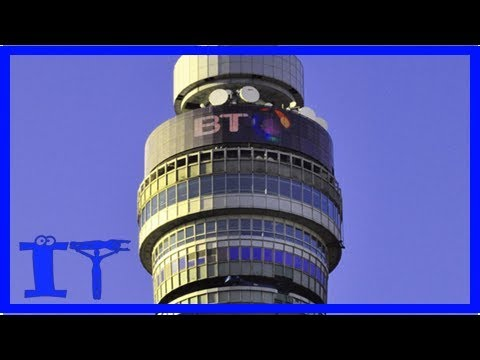 Flagging outsourcing biz and sports rights weigh down bt profits by 4%