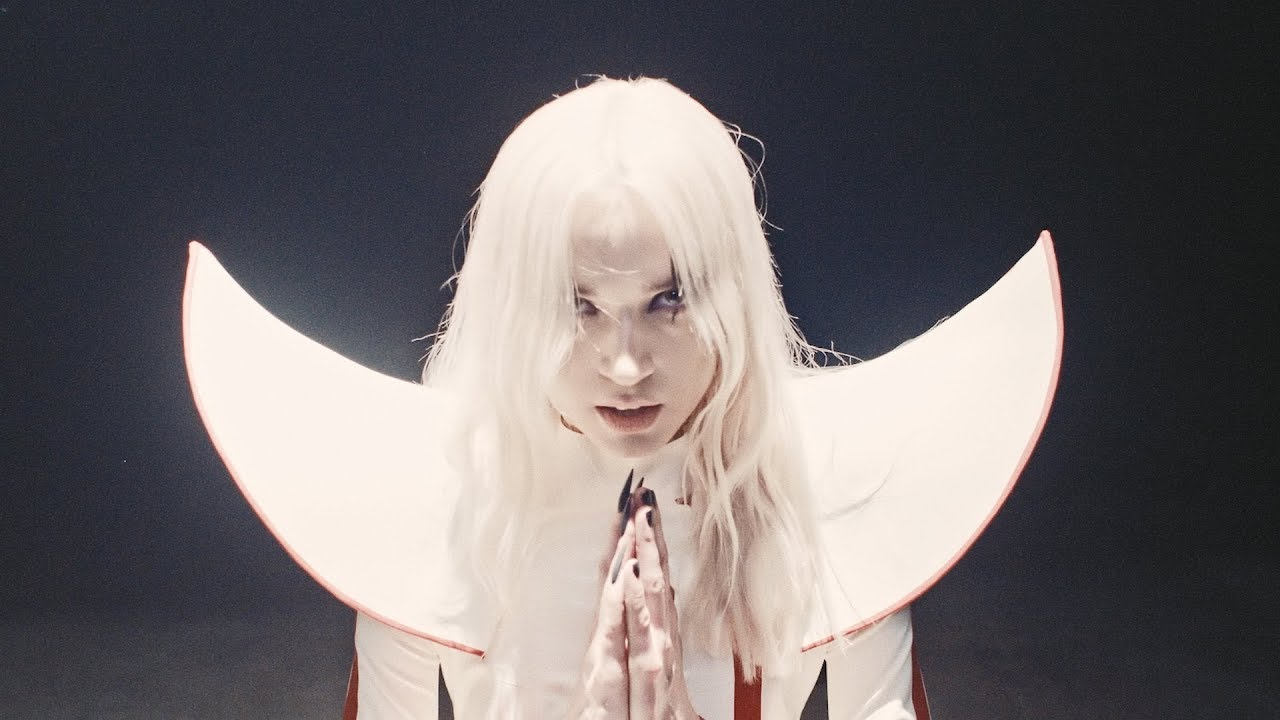 Poppy - BLOODMONEY (Official Music Video)