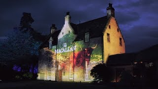 The Macallan, Easter Elchies House light show