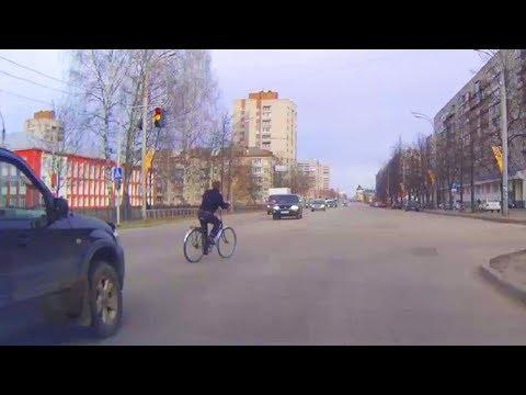 Вело-Анархисты (ПДД не для велосипедистов)