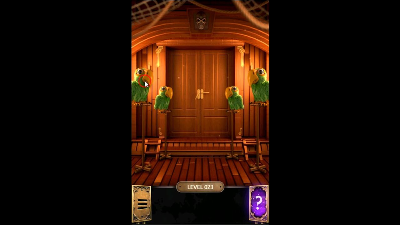 100 Doors Challenge Level 23 Youtube