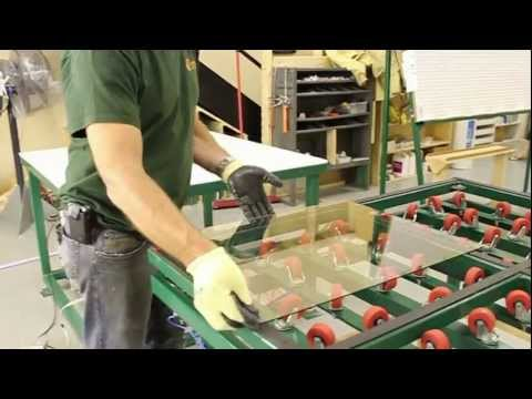 How glass sealed units are made for your windows