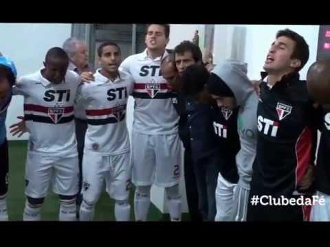 Bastidores: São Paulo FC 2 x 0 CAM