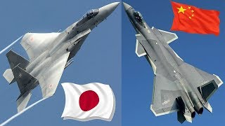 China's J-20 Stealth Fighter vs. Japan's F-15: Who Wins?