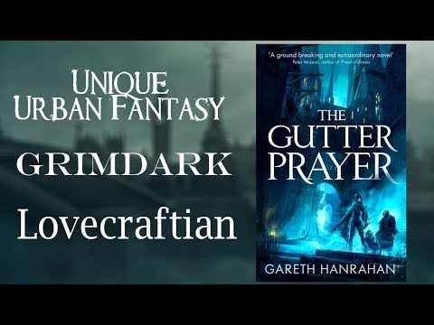 The Gutter Prayer by Gareth Hanrahan ⭐️⭐️⭐️⭐️ | Dark Fantasy Book Review