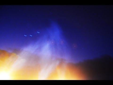 UFOs Invade Georgia Neighborhood Multiple Eyewitness Watch Now! May 2014