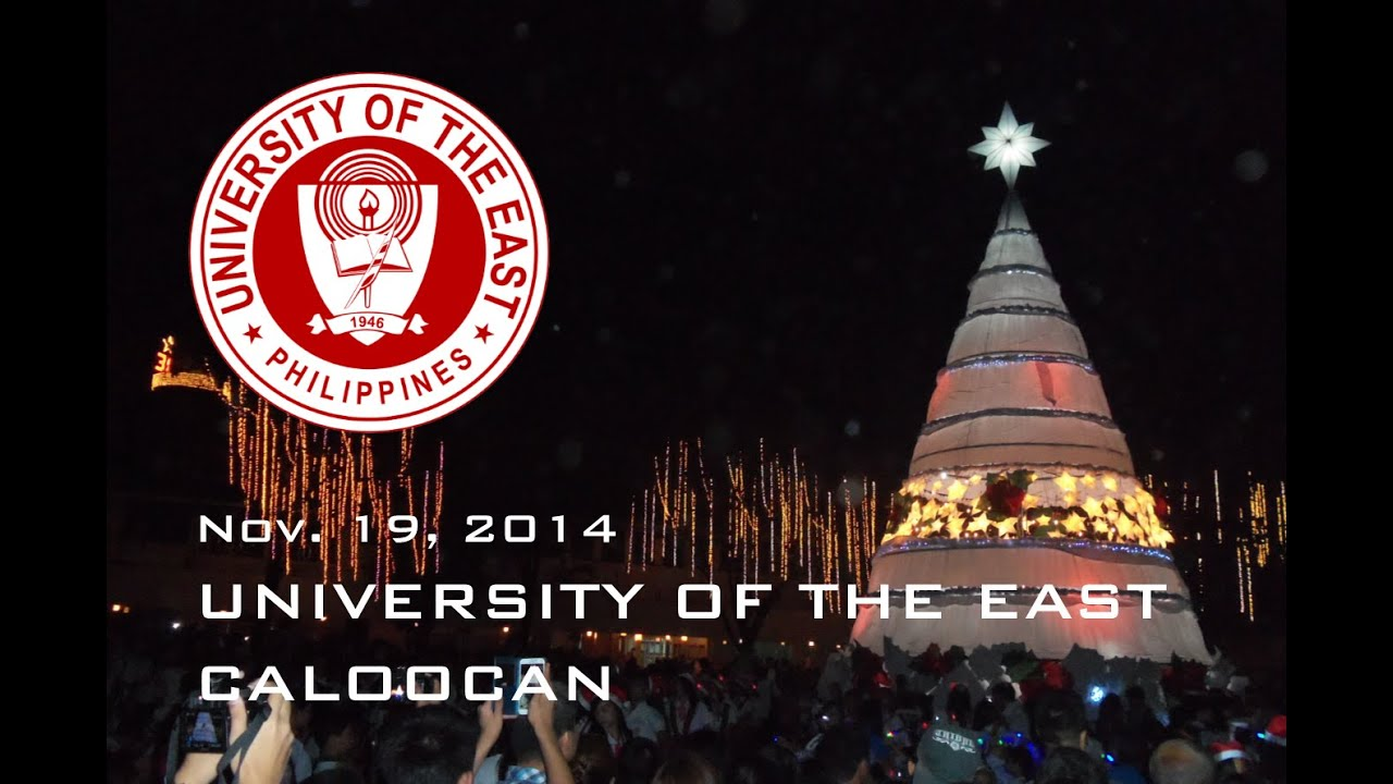 2014 University Of The East Caloocan