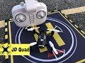 Syma X22W Nano Quadcopter Drone Flight Test Video