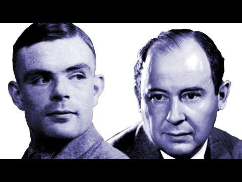 Turing and von Neumann - Professor Raymond Flood