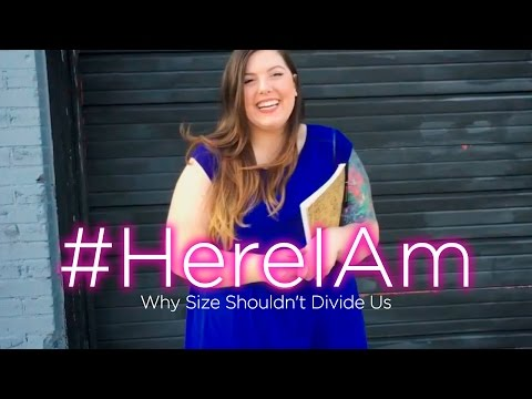 Here I Am: Why Size Shouldn't Define Us | JCPenney