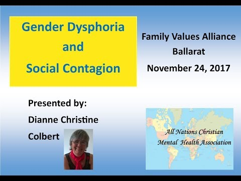 Gender Dysphoria and Social Contagion