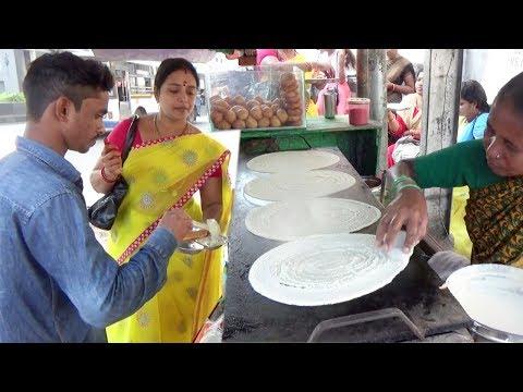 Appam ( Paddu ) with Chutney | Ghee Dosa & Tandoori Roti | Cheap & Tasty Street Food BangaloreKaynak: YouTube · Süre: 5 dakika13 saniye
