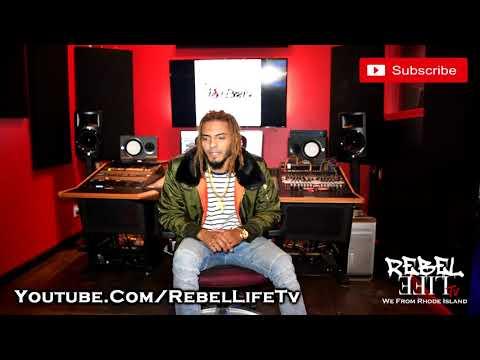 Rhode Island Rappers : Noloc    Listening  Rebel Life Tv @PthaDutchMaster