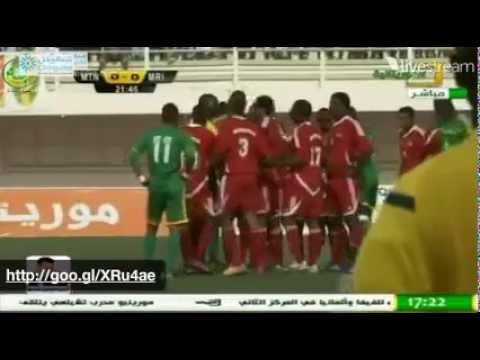 Mauritius vs Mauritania - April 2014 - Away