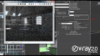 Скачать V Ray 2 0 For 3ds Max Daylight Set Up In An Interior Scene