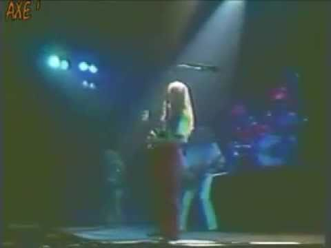 TED NUGENT (live) - Free For All