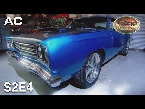 Wrecks to Riches | S02E04 | Plymouth Satelite Roadrunner