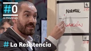 LA RESISTENCIA - El programa subnormal   #LaResistencia 12.11.2019