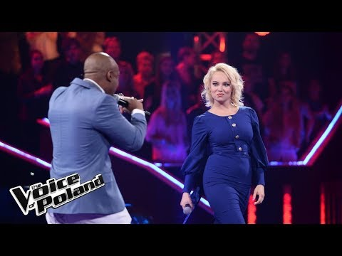 """Jelena Matula vs Abraham Kenner III - """"Another Way To Die"""" - Bitwy - The Voice of Poland 8"""