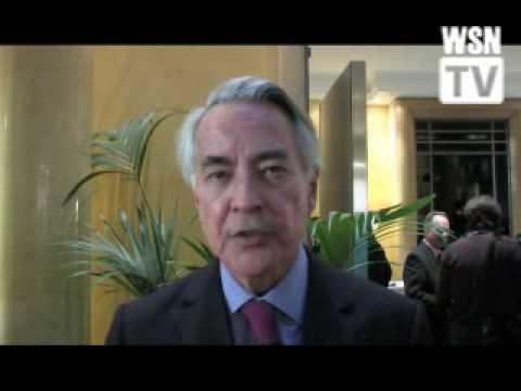 U.S. Ambassador Richard Burt on ''Global Zero''