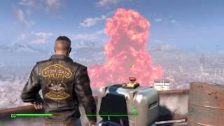 Fallout 4 Концовка за подземку