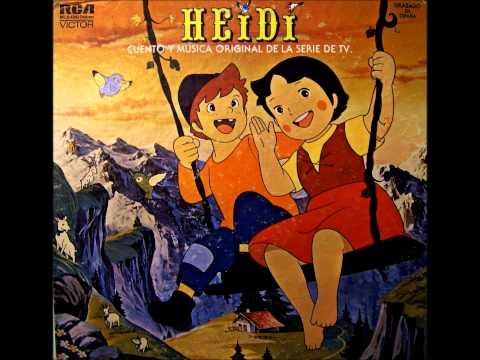 Heidi - El cuento (Lado 1 Completo)