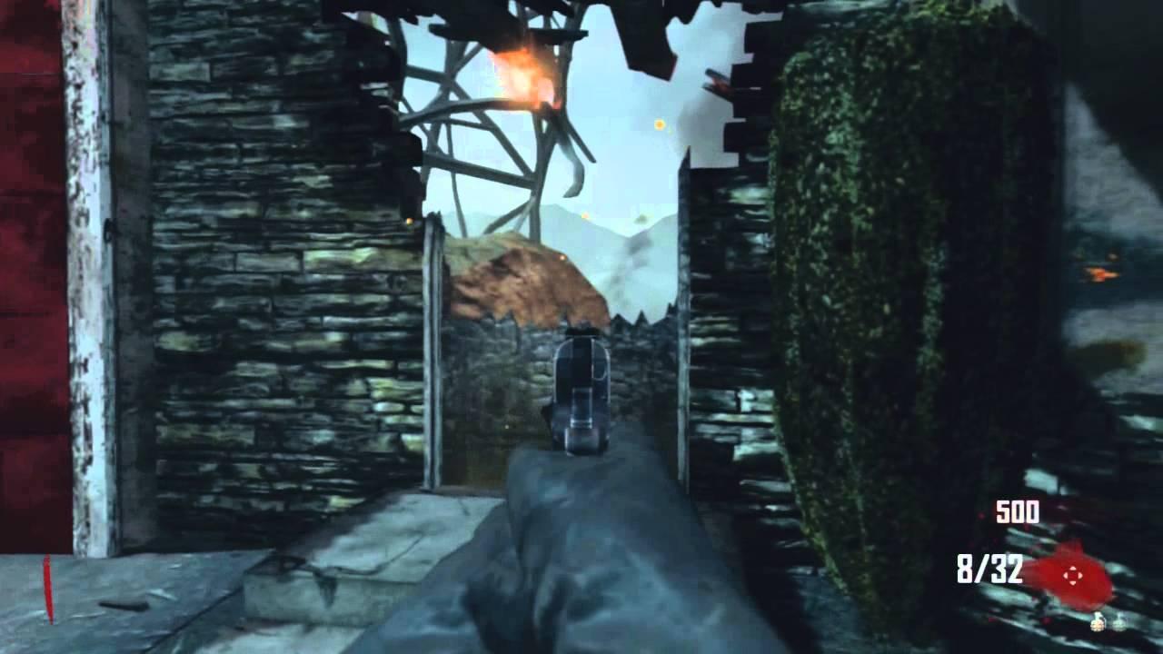 Black Ops 2 Nuketown 2025 Zombies Samantha Easter Egg ...