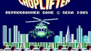 Master System Longplay [038] Choplifter