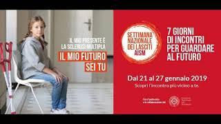11/01/2019 - Settimana Nazionale dei Lasciti AISM in collaborazione con il Notariato