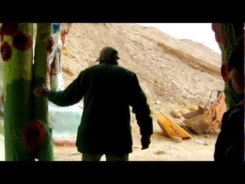 Leonard Knight's Tour of Salvation Mountain