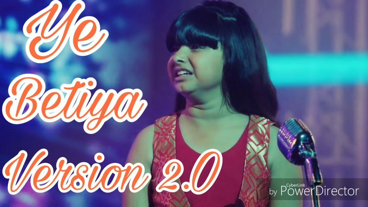 Download Ye Betiya Version 2 O   Kulfi Kumar Bajewala   😍😍😍