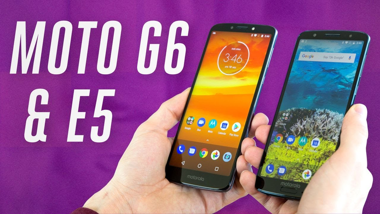Motorola Moto G6 Reviews, Specs & Price Compare