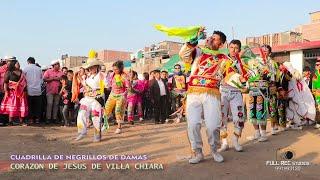 NEGRILLOS DE ANDAHUAYLAS Corazon de JESUS de Villa Chiara de Damas Estadio DULANTO 25-12-2019