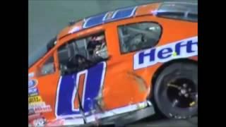 Huge NASCAR Airborne Crashes #1