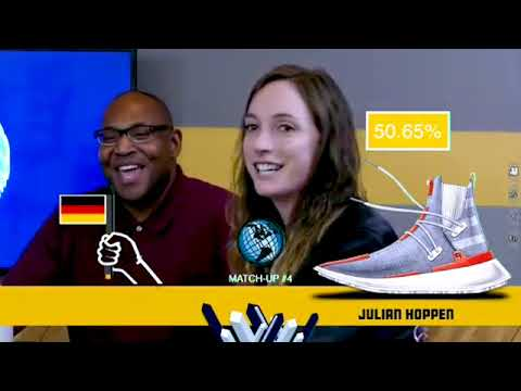 TOP 32 Selection of the 2018 World Sneaker Championship