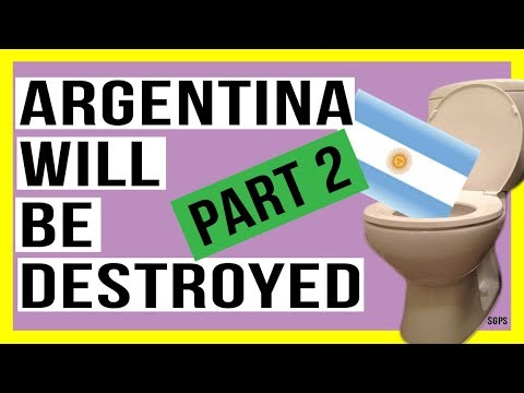 Argentina Will SELL OFF Nation's Assets Just Like In Greece! IMF Bailout Terms Will Force Them To!