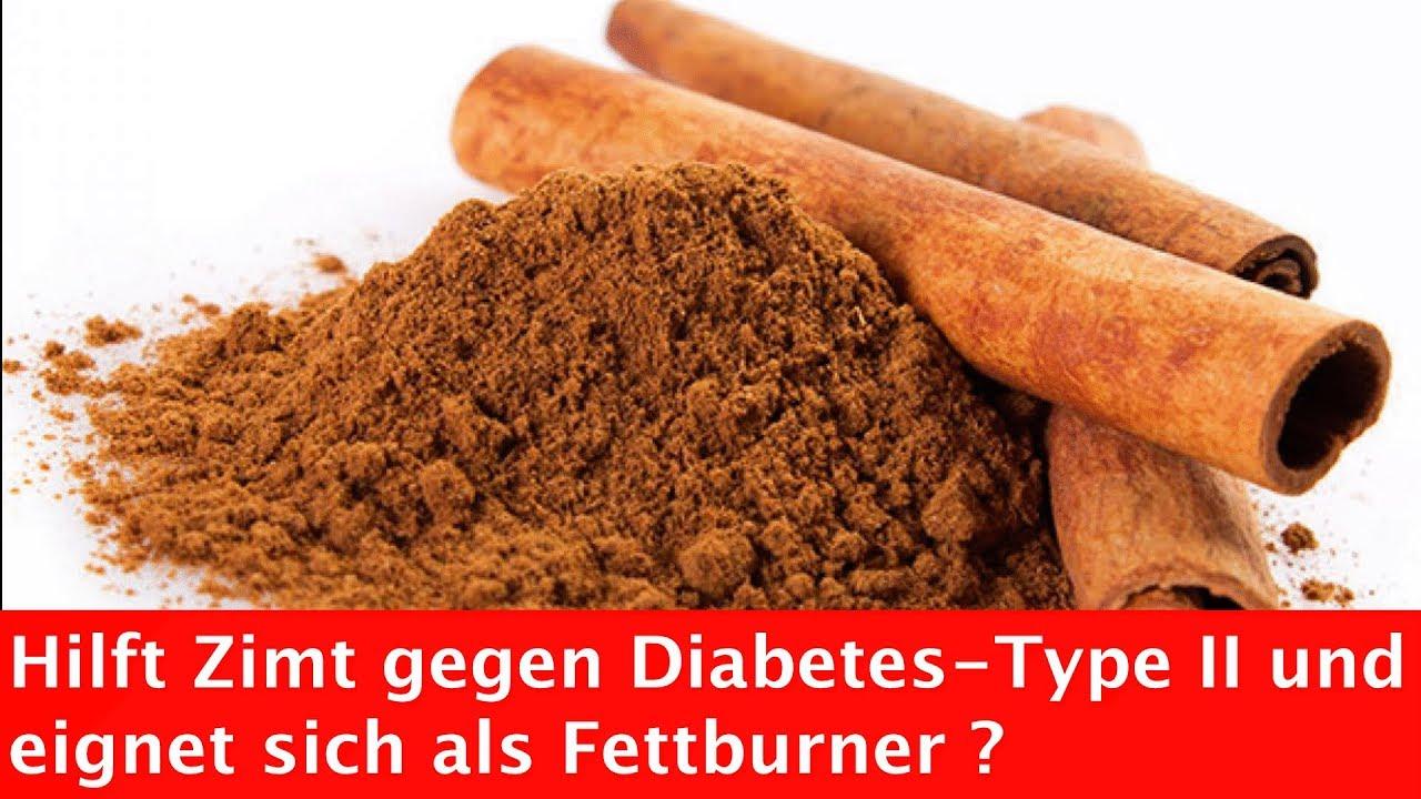 Zimt diabetes wirkung