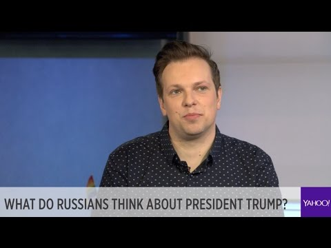 'Real Russia' blogger Sergey Baklykov on how Russians view Putin and Trump