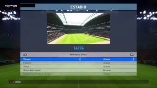 PES 2016 | Los 22 estadios | 22 Stadiums