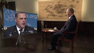 vuclip WW3? Vladimir Putin React to US Army Chief Mark Milley - Brother Nathanael: Milley is a liar