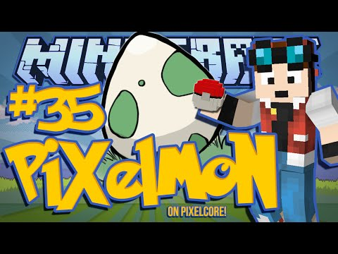 Minecraft | THE MYSTERY EGG.. | Pixelmon Mod w/DanTDM #35