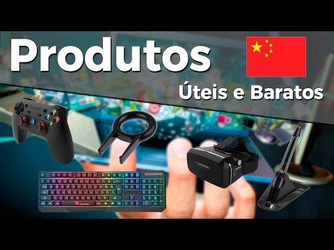 Produtos úteis e baratos da China - ABR/17