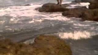 pesca de corvina en la chocolatera - Ecuador