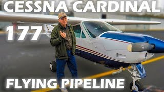 Cessna 177 Cardinal - Flying Pipeline