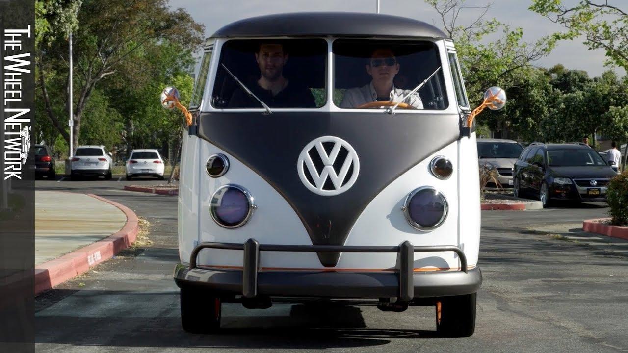 Volkswagen electric bus